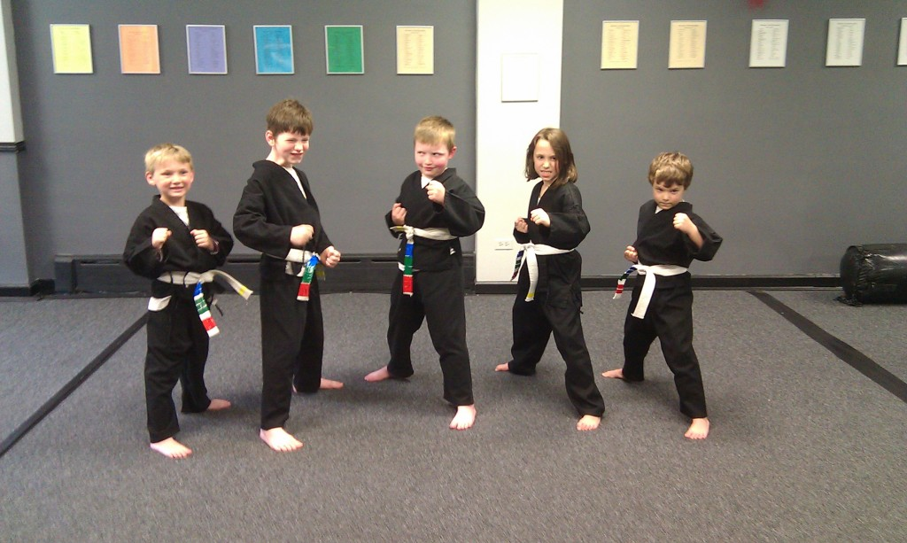karate classes for kids Chicago